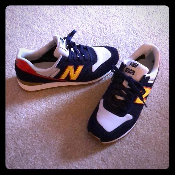 best service e811c 37a13 New Balance 696 running shoes NWT